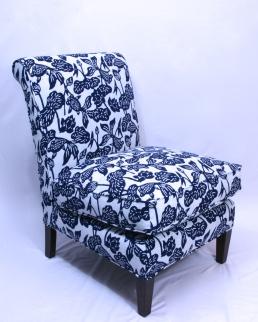 Claire Russo and Liza Serratore - Fish Bowl Chair