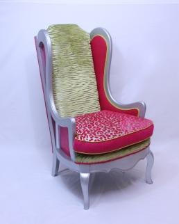 "Andrea Algaze and Deborah Martin - Animalia Britannica A ""Club"" Chair for Sgt. Pepper"