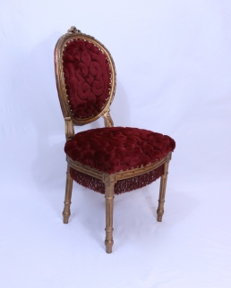 Justin Shaulis - Tom Ford meets Lenny Kravitz - Not Your Average Rockin' Chair