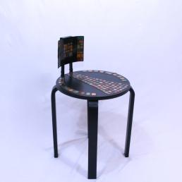 KathArine Wood - Glittery Seat