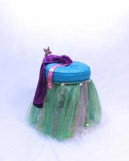 Michelle Slovak - Penelope Princess Chair