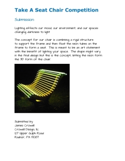 1-Crowell Designs Chair