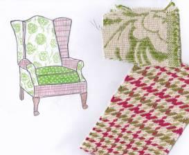 1 Jessica Qualls Designer - The Tea Party Chair