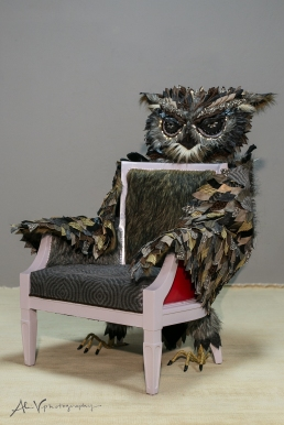 """""""Whoooo's Sitting In My Chair?"""""""