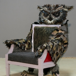 """Whoooo's Sitting In My Chair?"""