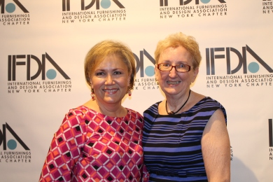 IFDA Take A Seat Co-Founders Karen Wirrig and Maureen Klein